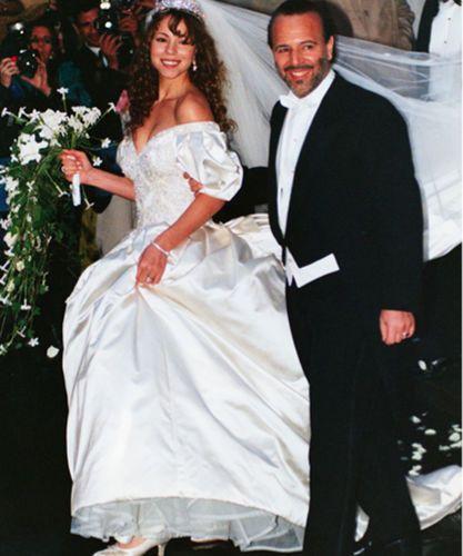 Mariah Carey destruyó a Tommy Mottola, el esposo de Thalía
