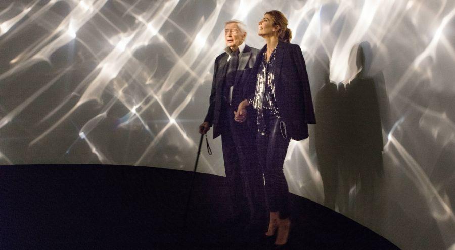 De día y de noche: dos opciones de look de la primera dama