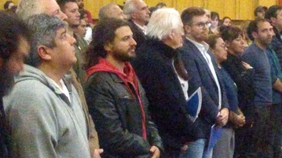 Grabois, Massot, Moyano y Solanas