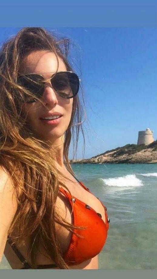 Las fotos más hot de Pampita en Ibiza que incendiaron las redes