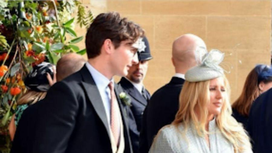 La boda de la ex novia del príncipe Harry puede dividir a la familia real