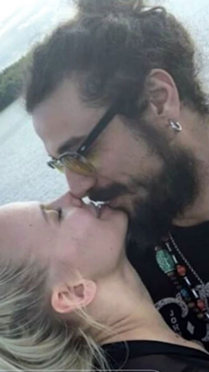 Daniel Osvaldo tiene nuevo amor y no es Silvina Luna