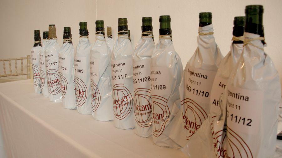 Concursos de vinos