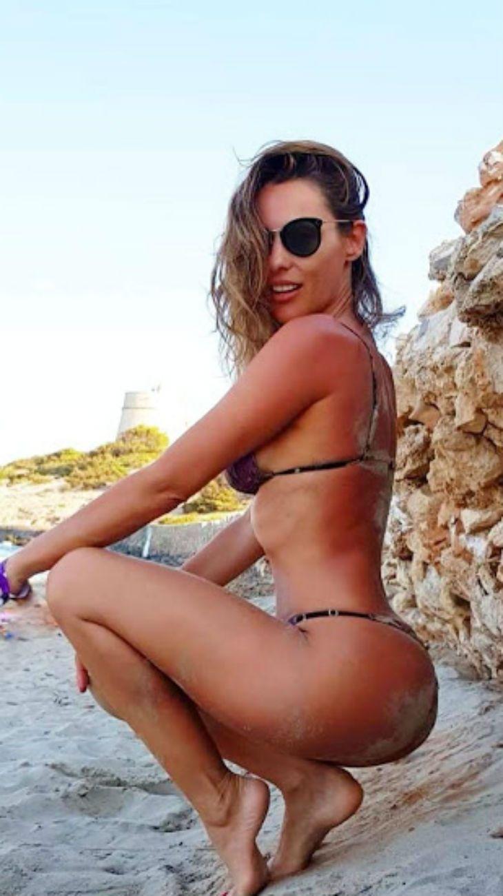Pampita y Pico Mónaco coincidieron en Ibiza