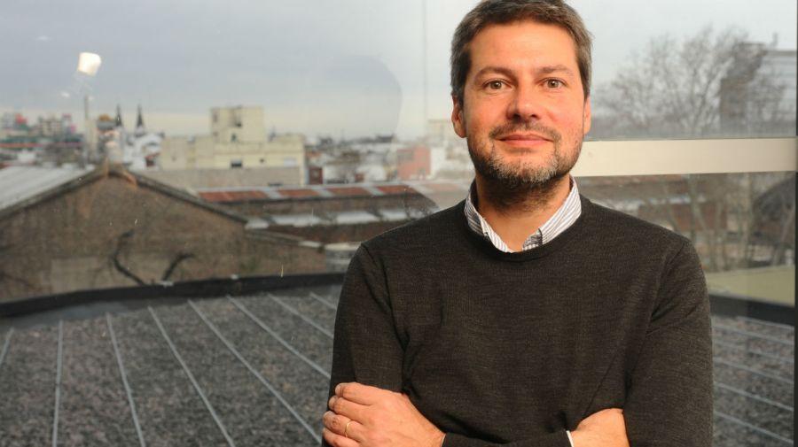 Matías Lammens inaugura stand de Argentina en FITUR