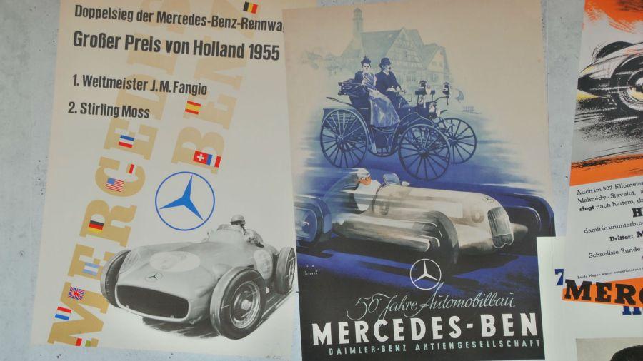 Mercedes-Benz celebra 125 años en el automovilismo