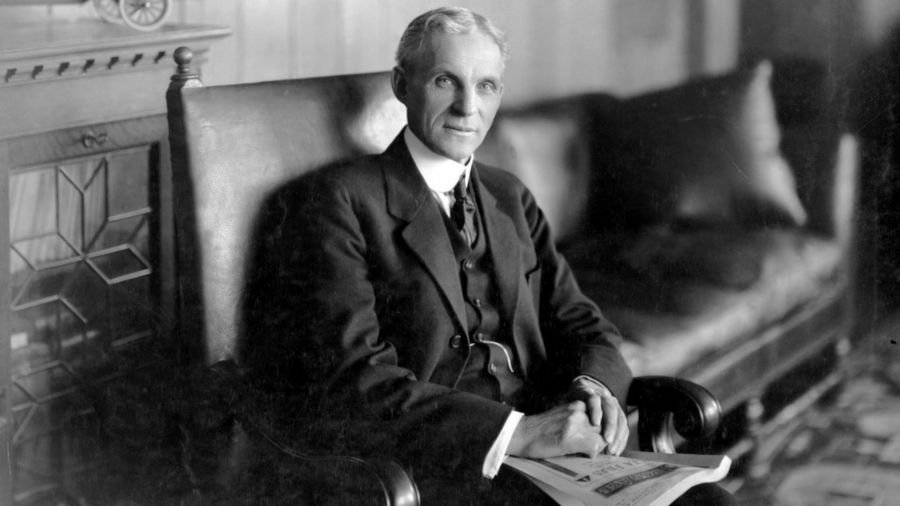 Henry Ford, un revolucionario de la industria automotriz