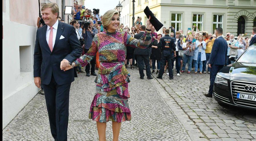 Los 20 looks más memorables de Máxima de Holanda