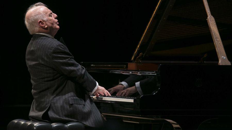 El director y pianista argentino-israelí Daniel Barenboim