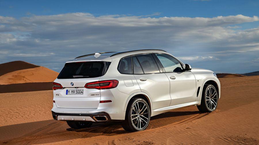 Nuevo BMW X5 xDrive40i xLine