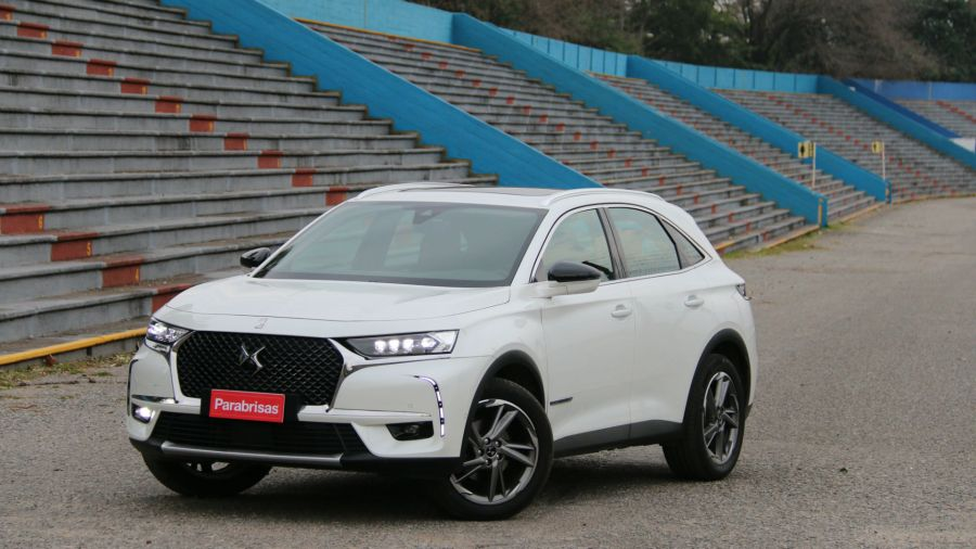 DS7 Crossback HDI