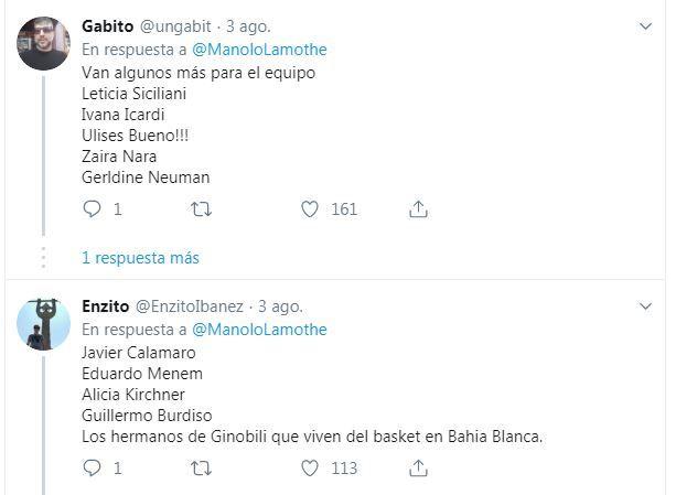La insólita propuesta que hizo viral el hermano de Esteban Lamothe