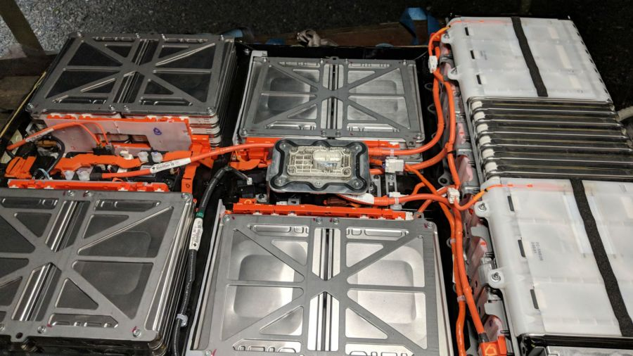 Problemas con las baterías de autos eléctricos