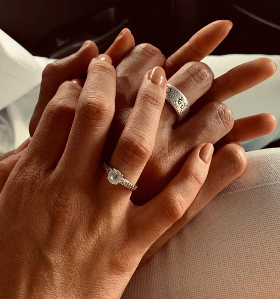 Tini Stoessel y Sebastián Yatra, ¿están comprometidos?