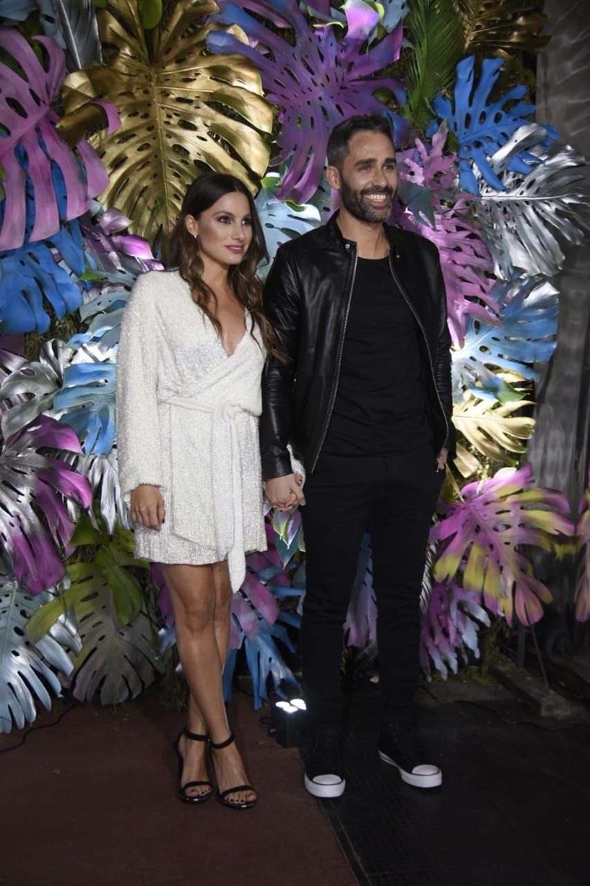 El Pollo Álvarez y Tefi Russo celebraron su casamiento con una mega fiesta