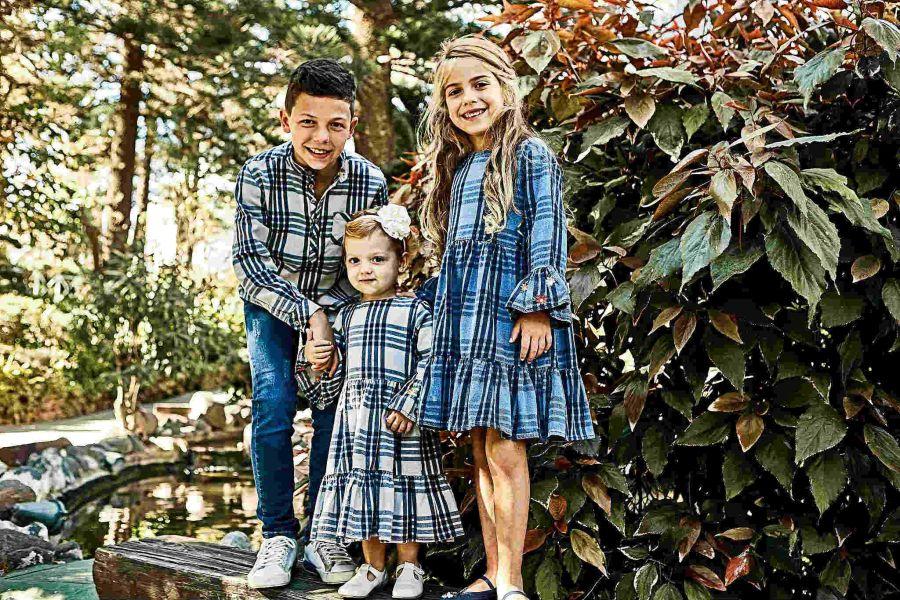 Los hijos de Eva Anderson