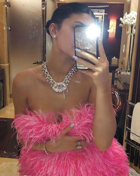 Kylie Jenner cumplió años: todos los detalles de su excéntrico festejo