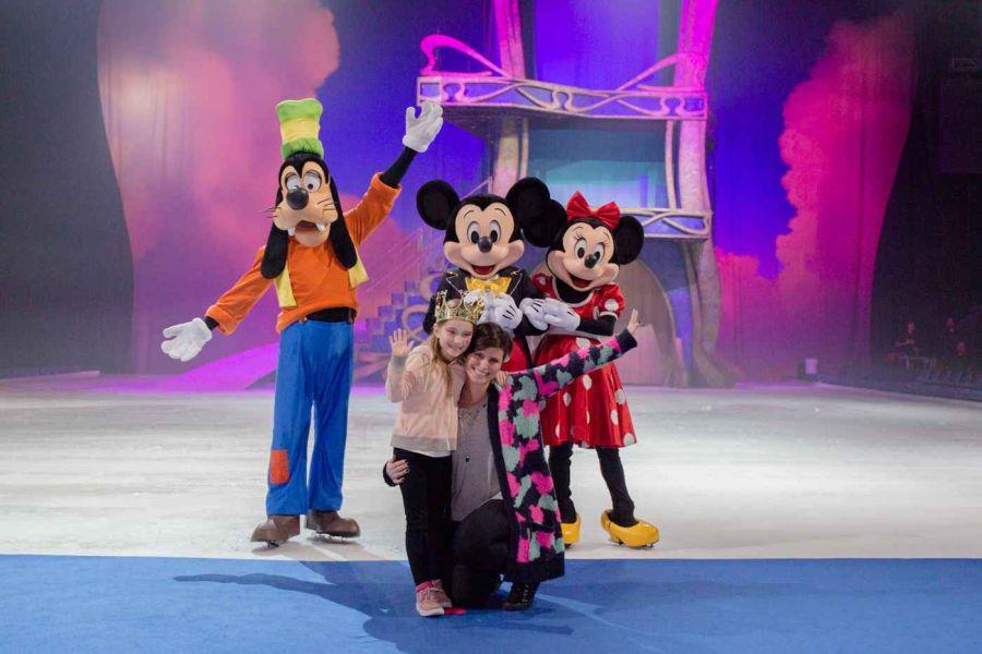 BBVA junto a Disney On Ice