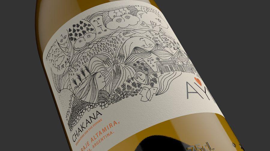 Chakana Ayni Altamira Chardonnay