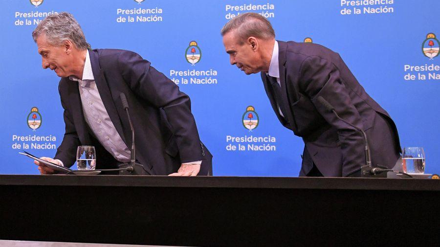 Macri, en la búsqueda de un último plan.