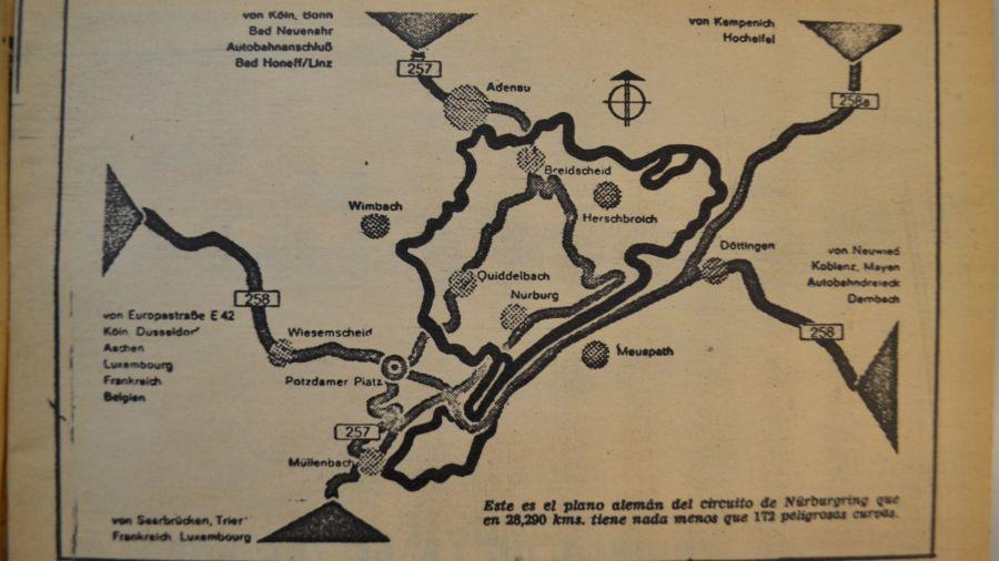 50 años Torino Nurburgring