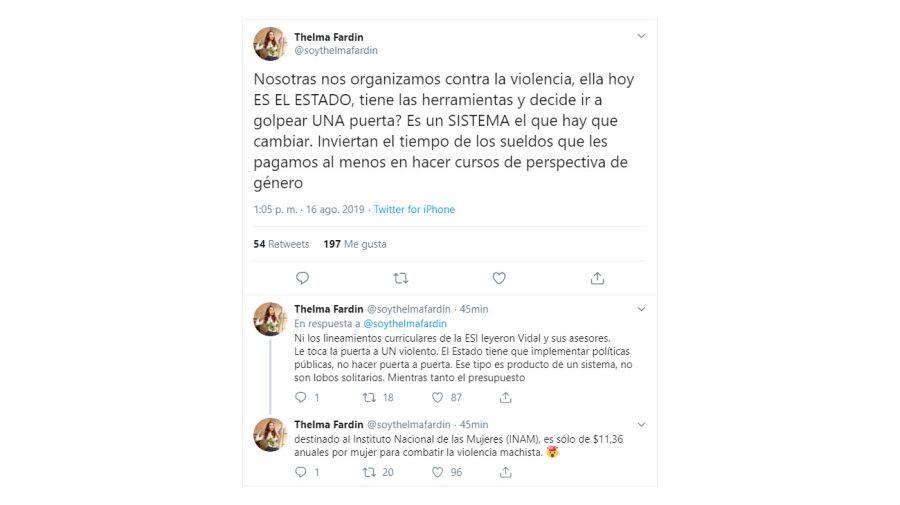 20190816 twitt thelma fardin