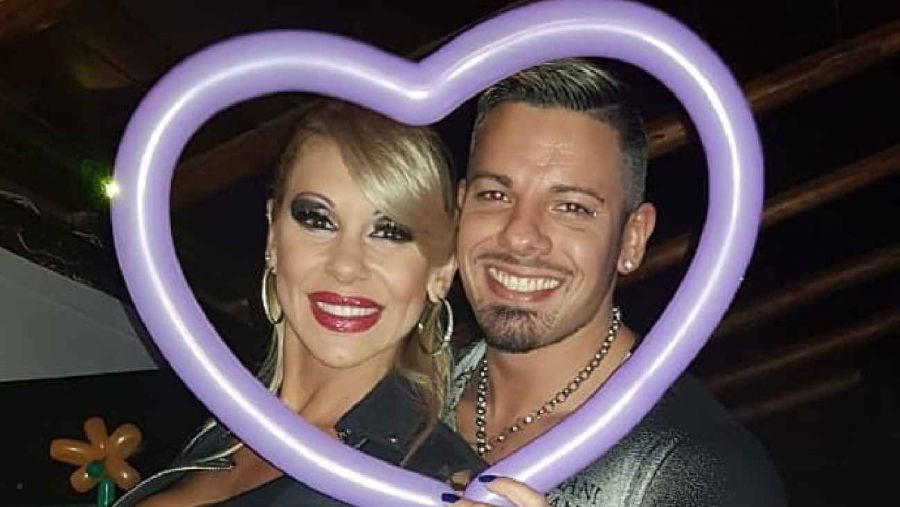 Mónica Farro se casó con Leandro Herrera
