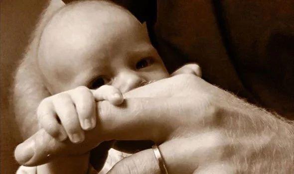 Revelan adorables detalles sobre Archie, el hijo de Meghan Markle y el príncipe Harry