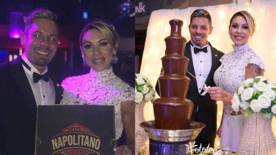 El furioso descargo de Mónica Farro luego de ser blanco de burlas por los canjes de su casamiento