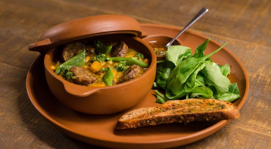Guía de los restaurantes con más onda para comer vegetariano