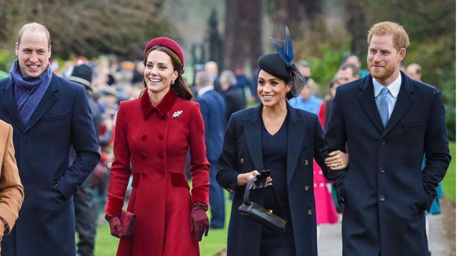 Los verdaderos motivos de la interna entre William y Kate Middleton con Harry y Meghan Markle
