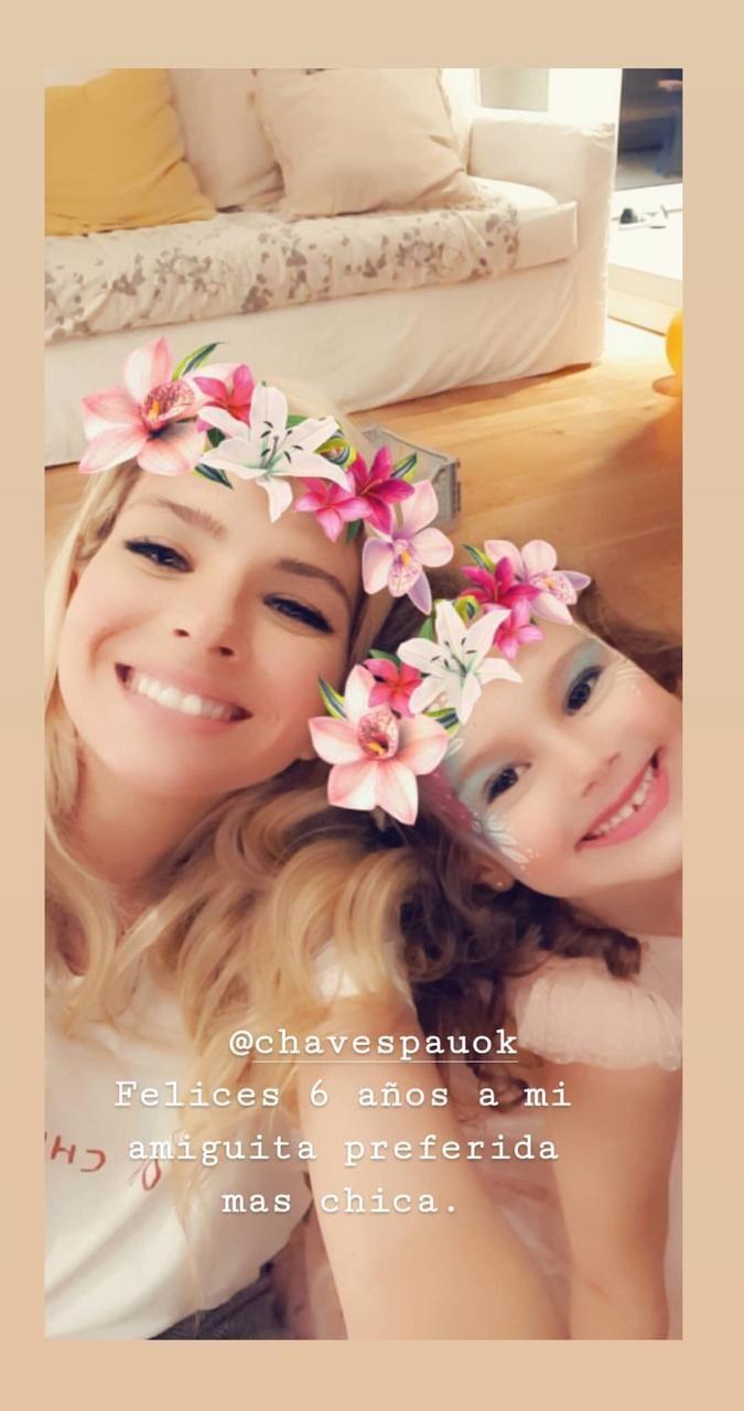 China Suárez y Olivia Alfonso