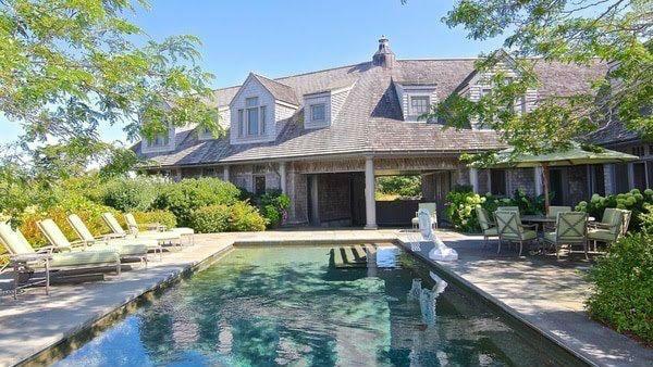 La casa que compraran los Obama