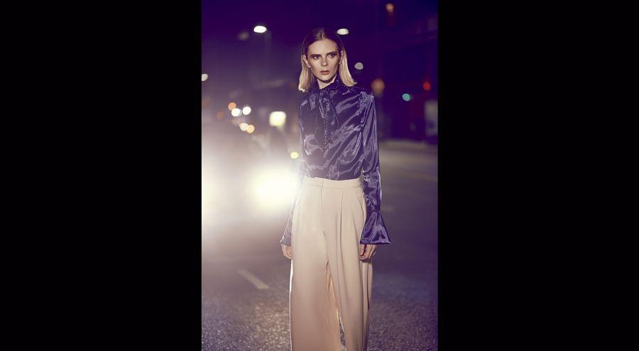 Outfits nocturnos para una salida luminosa