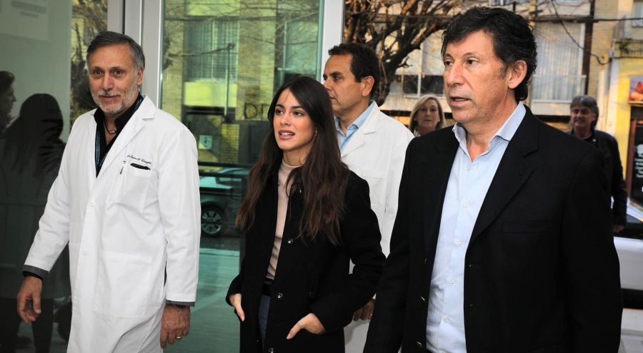 Tini Stoessel visitó el nuevo Hospital Materno Infantil de San Isidro1 20190826