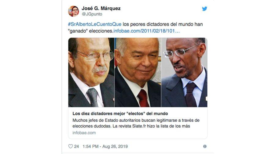 Venezuela Tweet 2
