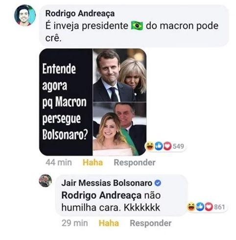 Briggite Macron