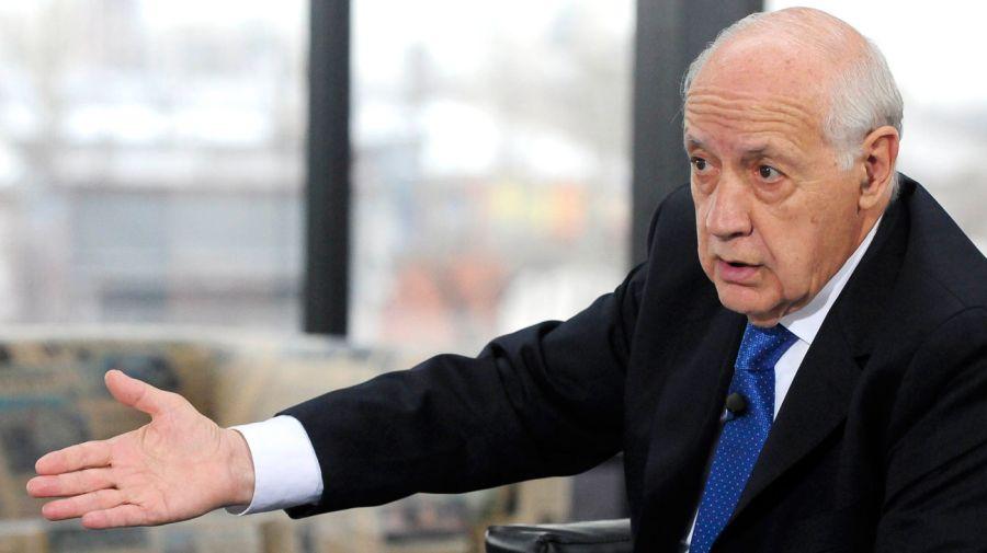Roberto Lavagna en la entrevista con Jorge Fontevecchia.