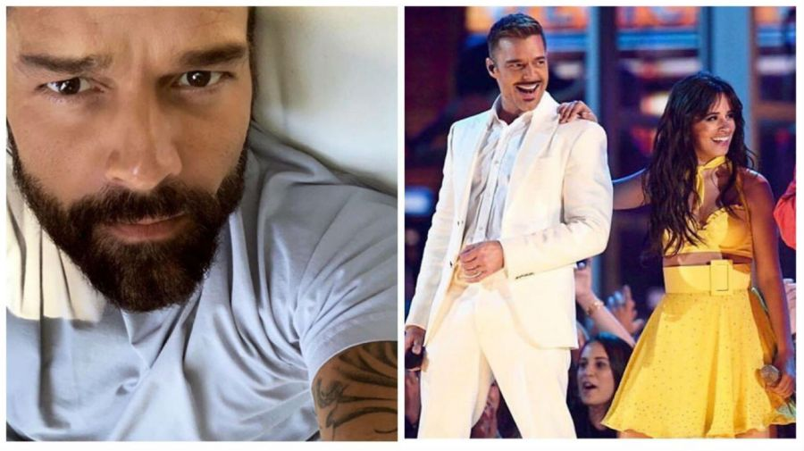Ricky Martin cambios de look
