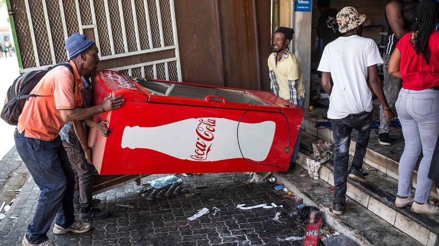 violencia xenofobia sudafrica 03092019 g1