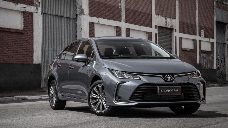 Nuevo Toyota Corolla