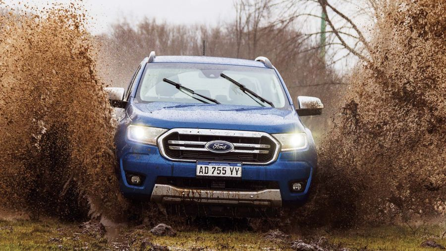 FORD RANGER LIMITED MY20