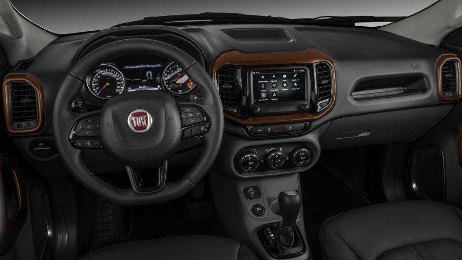 Nueva Fiat Toro 2020