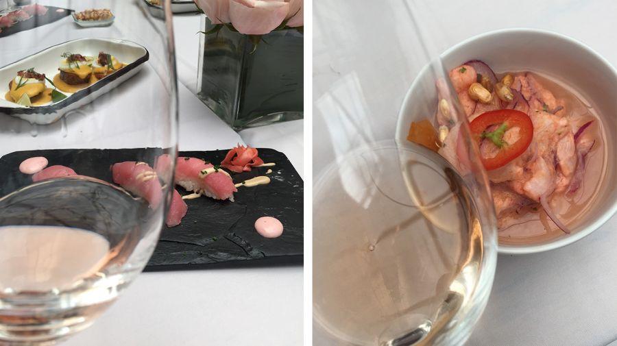 deliro vinos Rosados
