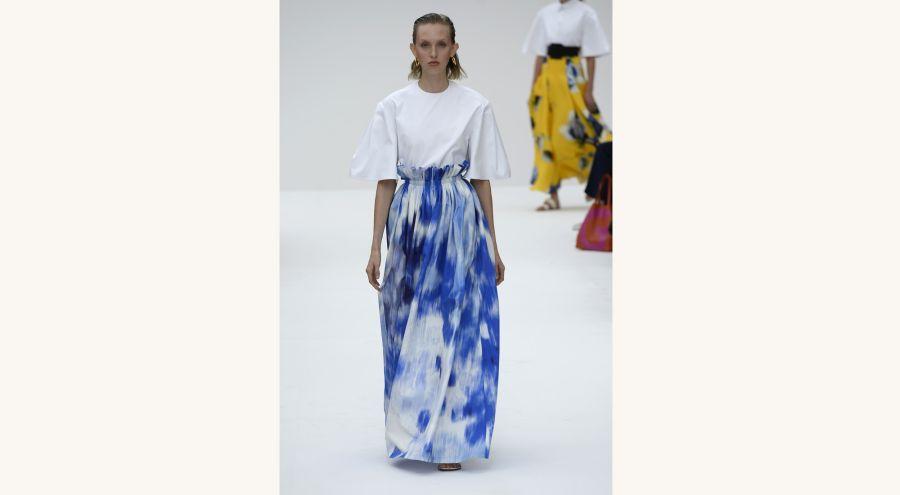 Los mejores looks de Carolina Herrera en la semana de la moda de New York
