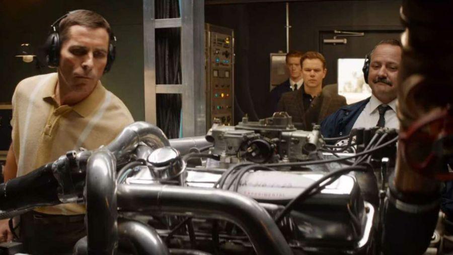 Ford vs Ferrari, la película