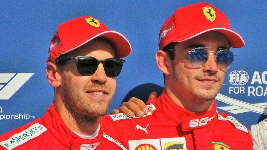 Charles Leclerc, el fenómeno de Ferrari que cobra quince veces menos que Vettel