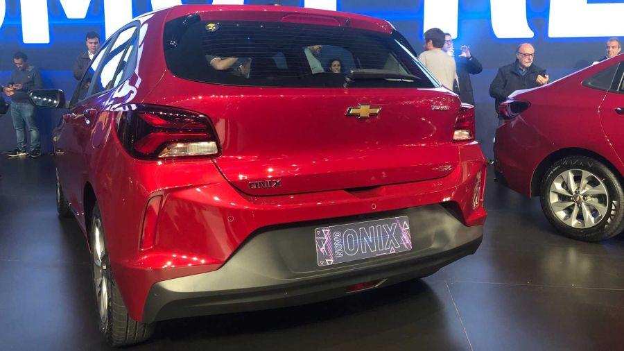 Presentación Chevrolet Onix y Onix Plus