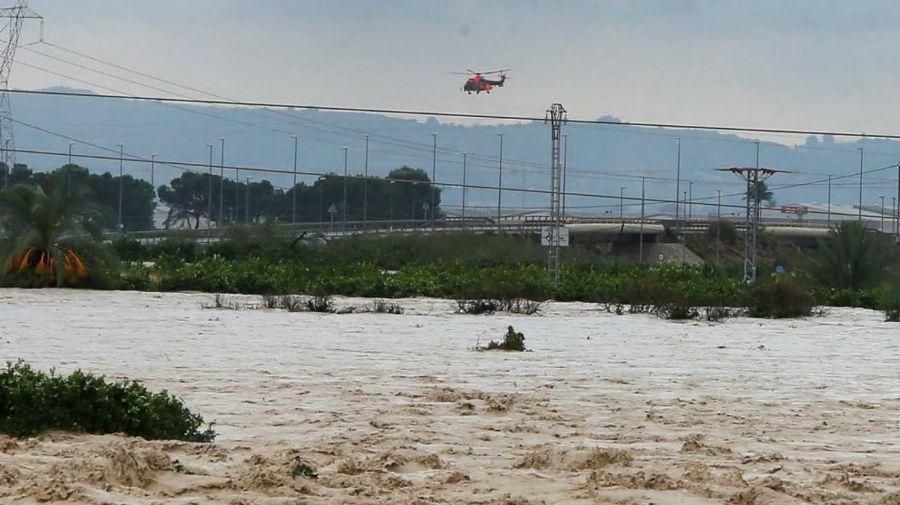 inundacion españa