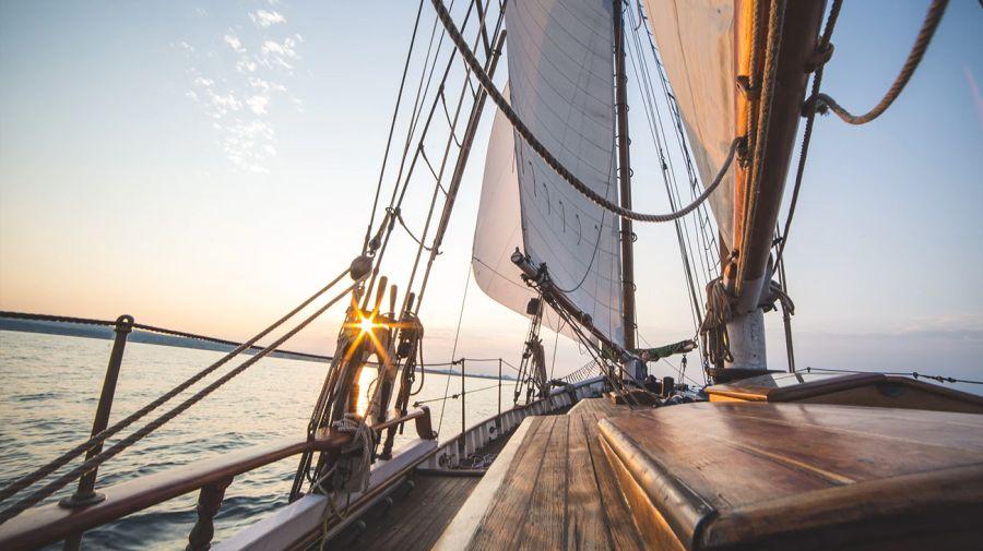 La primera regata gastronómica